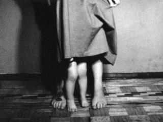 M. Bugalski, bez tytułu, z cyklu: Rozpoznanie, fotografia czarno-biała
