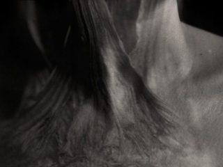 M. Hueckel, Autoportret obsesyjny X, 2006-2008, fotografia czarno-biała, 18,3 cm x 28 cm
