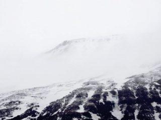 M. Hueckel, Kompozycje. Lód XIV, 2010, fotografia barwna, 70 cm x 105 cm